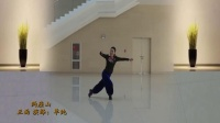蒙古族舞蹈《两座山》正面演绎  习舞:单纯-_高清_clip