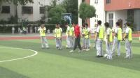 [同步课堂]名师课堂初中体育《足球脚内侧踢球》教学视频,庞智强实录
