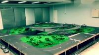 智能佳微型智能车先导实验平台车联网超车跟驰演示