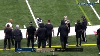 NFL2018赛季 国联决赛 洛杉矶公羊 VS. 新奥尔良圣徒 全场精华版