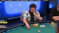 德州扑克:四条都能中,比赛结束了赶紧去买彩票!