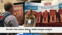 碳14测年BETA实验室参展AGU 2018