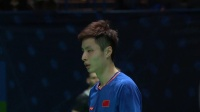 2019全英羽毛球公开赛首轮石宇奇VS安东森