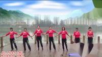 赣州姐妹情广场舞队《众人划桨开大船》编舞:青苹果