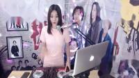 靓妹2019小师妹打造中英文现场串烧DJ劲爆美女打碟串烧