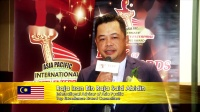 第14届嘉宾分享: Raja Izan Bin Raja Said Abidin
