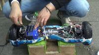 扭扭车安装视频