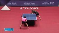 亚洲杯女单决赛陈梦vs朱雨玲
