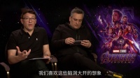 IMAX3D《复联4》罗素兄弟回答粉丝向问题  力荐IMAX版本