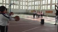 篮球行进间运球_-小学体育优质课(2018)