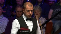 Barry Hawkins' crazy foul. 2019 World Snooker Championship
