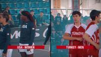 U18世界杯第四日最佳球队