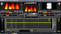 Madrix视频教程 - 编组应用之场景列表应用