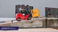 米玛MK系列 电动平衡重叉车1.5-3.0吨操作视频