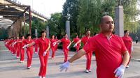 台州辅导站演绎中国新时代第三套有氧健身操