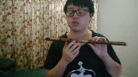 吹响竹笛-口风-谭老师有课讲之竹笛笛子19年最新教程