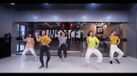 INSPACE舞蹈-Ace老师-Swag提高课程视频-Banana