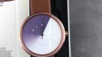追求时尚,Anicorn手表玫瑰朝霞TTT#1-Coffee星空腕表