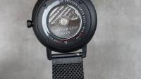Anicorn时尚黑洞腕表 太空系列无指针机械男女手表K452-RB
