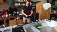 10825-Review and Demonstration of Greenlee SlugBuster sheet metal punch