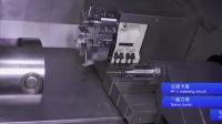 震环机床 Z-MaT——STL12/CNC6150斜床身刀塔机-可编程尾座