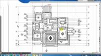 室内设计教学公开课-平面类施工图的上下左右 让你从不同的方法看平立剖大样水电②