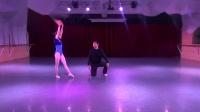 少儿舞蹈技巧专业舞蹈教材舞蹈教学视频分享之坐撑后软翻操保