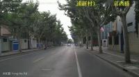 语音报站-[MLSTUDIO-POV77]上海巴士五公司 206路 临汾路阳泉路(彭浦新村)→西康路南京西路 前方第一视角延时展望