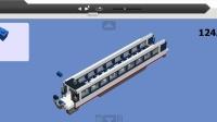 【AG】【moc】中国铁路RZ25T型客车(LDD)