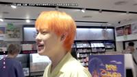 【朴志晟吧中字】190802 UNBOXING skull crossbones of  NCT DREAM We