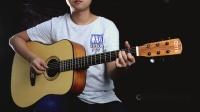 OTIS 奥司民谣吉他 CYT-41-2 指弹 演奏视频分享