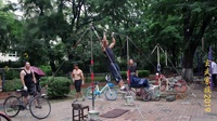 玄武家族聚会16--引体向上--双力臂--单杠腾身-(2019年8月11号)