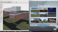 Lumion9.5工作流系列-日间渲染2-模型