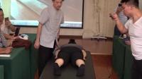 徒手整形培训龙泉老师手法实操小腿调型提臀解决假胯及股骨头复位