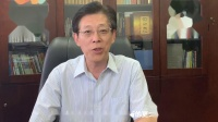中华中医药学会副会长兼秘书长王国辰:神威药业为健康中国建设做出了积极贡献