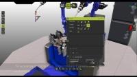 Cooperative YASKAWA Robots for arc weld