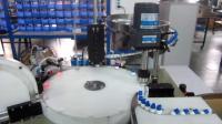 Dropping bottle automatic filling machin