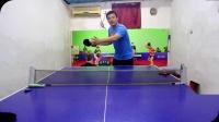 【邵磊乒乓球教学】正反手拉弧圈球发不上力怎么办