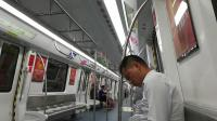 深圳地铁5号线葡萄三世铁路公园-荔湾