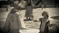 最终幻想14 海城专属主线剧情解说 Part 3【神秘的黑袍魔法师与执着的偷蛋】