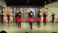 芭蕾形体舞《又见北风吹》任丘市老年大学形体一班