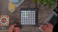 Novation//第三代Launchpad Mini 多彩RGB LED打击垫