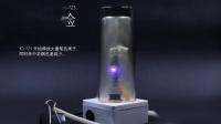 敬诚USB空气净化器JO-723实验视频