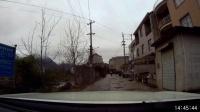 安徽界到饭甑尖行车视频2