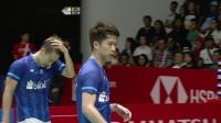 2020印尼大师赛男双决赛集锦