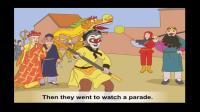 鲁科版五年级英语下册Unit1Lesson3课文对话动画视频