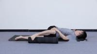 桃子老师分享:胸椎抓肋旋转改善呼吸和胸椎灵活性