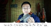 50页《映山红》巴乌葫芦丝教学通用 双管巴乌演奏分析曲谱讲解示范