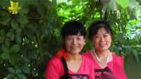 沈北新区喜洋洋广场舞《心里藏着你》表演:喜洋洋双对1080p