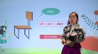 01-Unit1-Classroom-1-英语一年级下册人教版教学视频